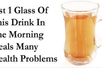 Reduce Cholesterol Levels & Acidity & Heal Stomach Problems with One Glass of this Drink