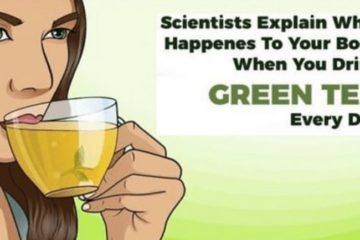 17 Reasons to Start Drinking Green Tea every Day