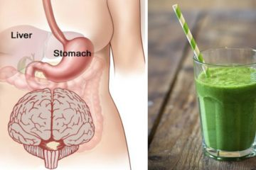 Super Green Detox Drink that will Remove all Toxins & Fat from Your Body