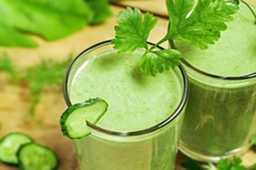 Drink this Cucumber-Based Drink at Night & Drop Up to 15 Pounds