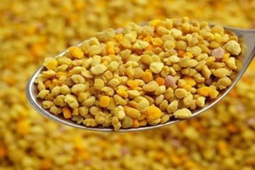 What a Tsp of Bee Pollen can Do for Your Energy, Immunity, Digestion & Inflammation in a Month