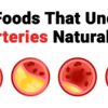 10 Foods that Can Naturally Unclog Arteries