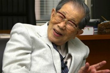 105-Year Old Japanese Doctor Reveals the Secret for a Long & Healthy Life