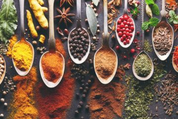 The 6 most Powerful Herbs for Improving Your Digestion & Healing Your Gut