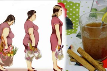 Honey, Lemon & Cinnamon Drink: Drop 8 Pounds in a Week!