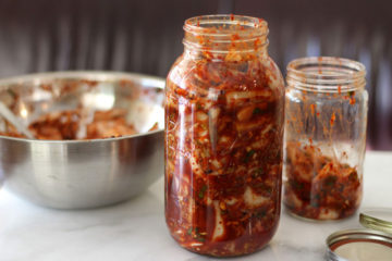 Homemade Delicious Kimchi: Fights Off Diabetes & Burns Off Fat