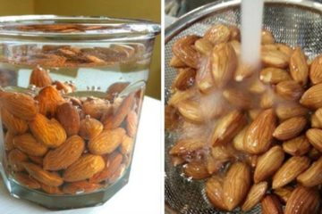 Soak 4 Almonds Overnight & Eat Them in the Morning: This Amazing Thing Will Happen