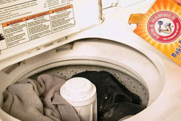 Put Baking Soda & Hydrogen Peroxide in the Washing Machine: The Reason Will Surprise You
