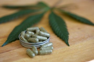 Cannabis Capsule: More Potent than Painkillers?