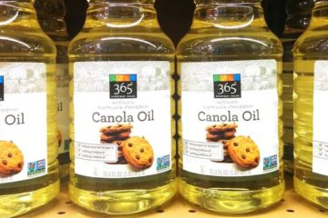 5 Health Dangers of Canola Oil: Not the Healthiest Oil