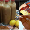 Lower Bad Cholesterol & Detox the Blood Vessels with this DIY Natural Cure