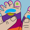 Fussy Newborn: How to Calm Your Baby Instantly by Massaging these Feet Points