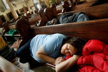 San Francisco Church Opens Doors to Homeless People to Sleep Overnight