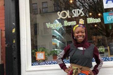 21-Year-Old Opens Her Vegan Restaurant & Proves Wellness Is not just for the Elite