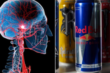 Energy Drinks Elevate the Risk of Strokes by 500% due to Irregular Heartbeat