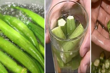 Detox the Kidneys of Toxins, Diabetes, Asthma & Cholesterol with Okra