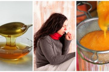 Powerful DIY Homemade Honey & Ginger Syrup: Fights Off the Flu & Colds