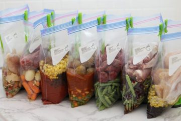 Freeze Veggies & Fruits to Prolong their Shelf Life in this Way