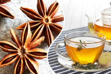 Amazing Anise & Ginger Tea: Strengthens the Immunity & Reduces Inflammation