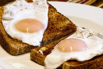Eat Eggs for Breakfast & Boost Your Brain Function