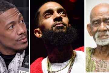 Nick Cannon Will Finish Nipsey Hussle's Dr Sebi Documentary?