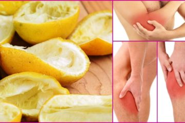 Amazing Natural Medicine: This Is How to Use Lemon Peel as a Cure