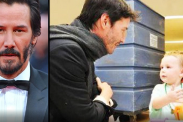 Beautiful Soul: Hollywood Star Keanu Reeves Secretly Finances Children's Hospitals