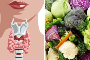 If You Suffer from Thyroid Disorder, Avoid these 6 Foods