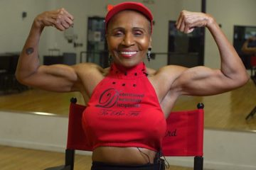 The World's Fittest Grandma Celebrates Her 82nd B-Day