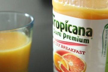 We're Drinking Chemicals: Glyphosate Discovered in 5 Major Brands of Orange Juice