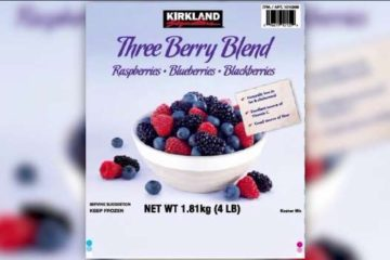 Kroger & Costco Recall Frozen Berries due to Hepatitis A Contamination