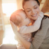 The more You Hug Your Children, the Better their Brain Develops, a Study Shows