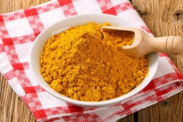 Take Turmeric to Prevent Fat Accumulation & Aid the Liver's Toxin Removal