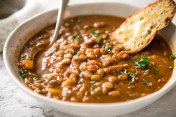 Light & Nutritious: The Best Lentil Soup Recipe