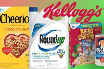 These Children's Foods Contain Roundup Herbicide, an EWG Report Finds