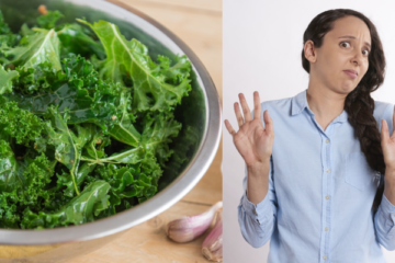 Kale: One of the most Contaminated Veggies?