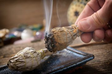 DIY Smudge Sticks to Remove Negative Energy & Stress from Your Surroundings