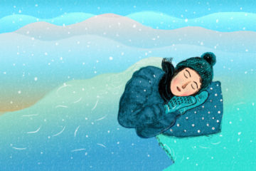According to Science, Sleeping in a Cold Room Is Better for Our Health
