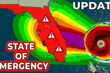 Florida Declares State of Emergency as Hurricane Dorian Approaches