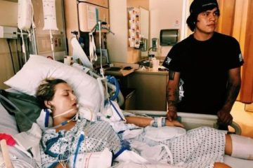 Teen in Induced Coma due to a Lung Disorder Caused from Daily Vaping