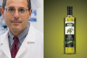 Olive Oil Found to Nourish the Brain & May Help in the Prevention of Alzheimer's