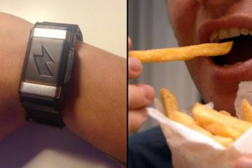 Want to Stop Eating Junk Food? Check Out this Bracelet on Amazon which Shocks You When You Consume too much