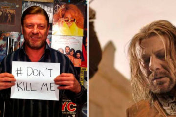 After Being Killed on Screen 23 Times, Actor Sean Bean Rejects Roles where He Is Supposed to Die