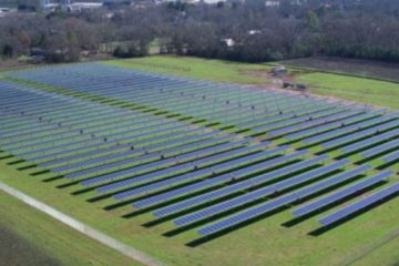 Former President Jimmy Carter Has a Solar Farm which Powers Half of His Hometown