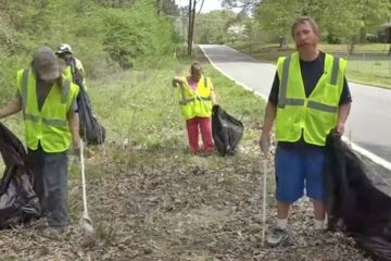 This City Pays Homeless People $9.25 per Hour to Clean Street Garbage