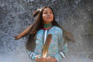 13-Year-Old Indigenous Girl Was Nominated for the Global Peace Prize
