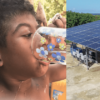 The First Solar Power Plant which Filters Ocean Water into Drinking Water Has Been Installed in Kenya