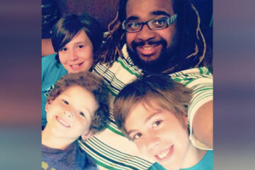Single Man Raised in Foster Care Adopts 3 Boys