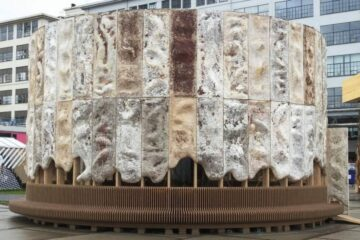 New Building Made from Mushrooms Cleans the Air