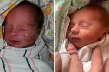 Indiana Mother Gives Birth to Twins in Different Decades